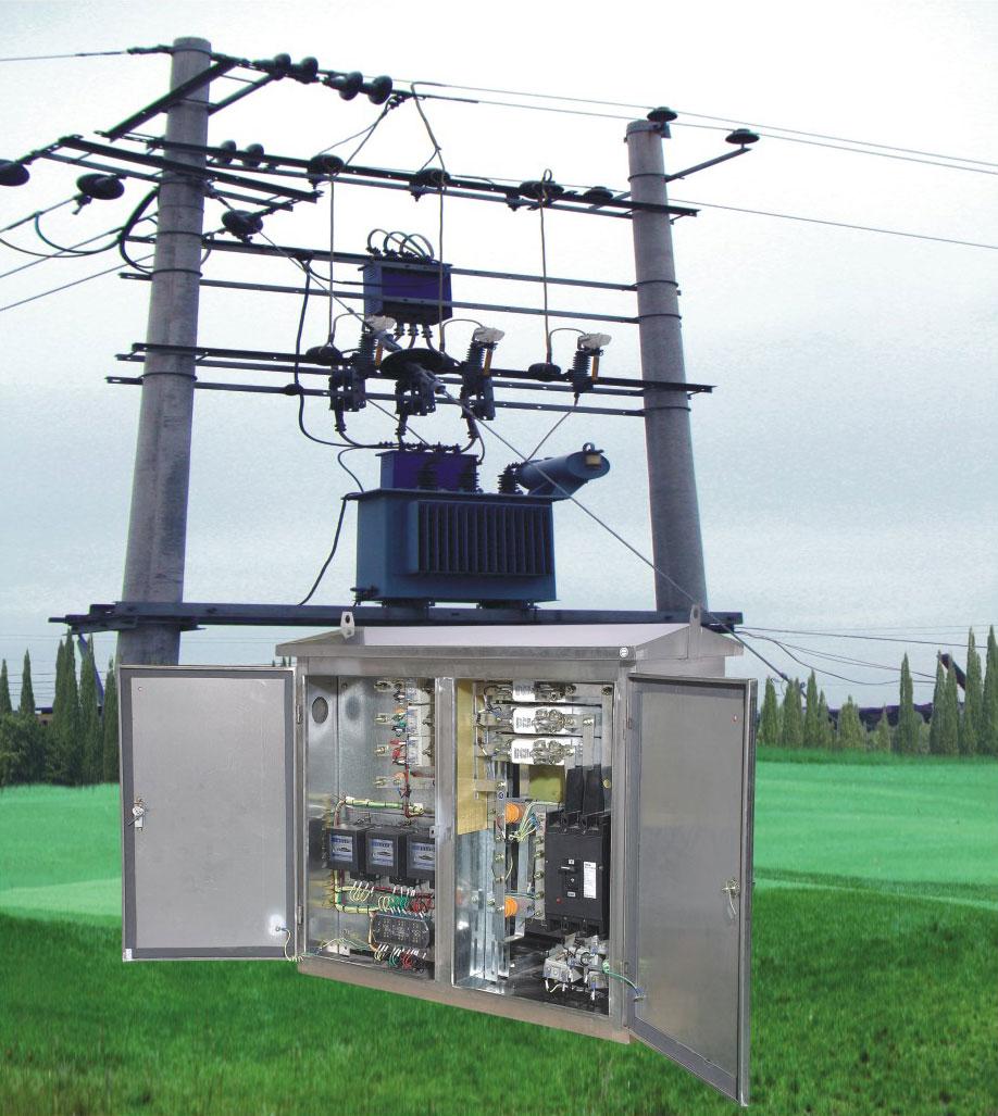 不锈钢户外电容补偿柜系列|专业生产不锈钢配电箱系列